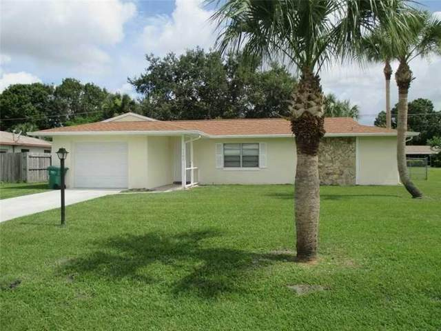 7506 Kenwood Road, Fort Pierce, FL 34951 (MLS #RX-10642012) :: Laurie Finkelstein Reader Team