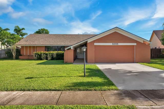 8265 Whitewood Cove E, Lake Worth, FL 33467 (#RX-10642032) :: Ryan Jennings Group