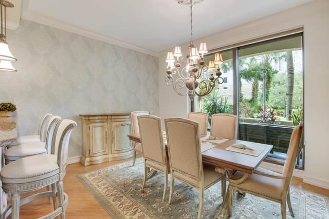 3610 Gardens Parkway 101A, Palm Beach Gardens, FL 33410 (MLS #RX-10642069) :: Berkshire Hathaway HomeServices EWM Realty