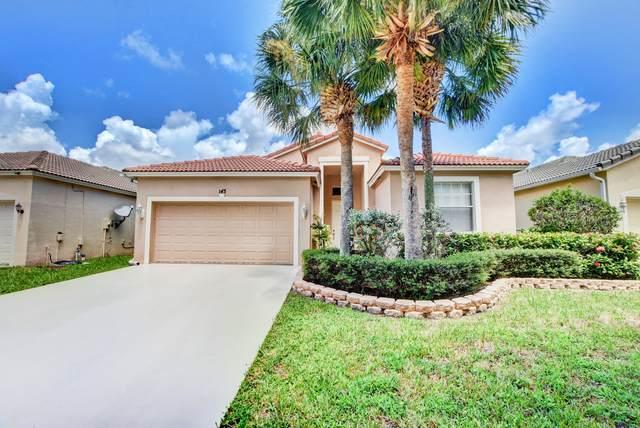 143 Seminole Lakes Drive, Royal Palm Beach, FL 33411 (#RX-10642080) :: Ryan Jennings Group