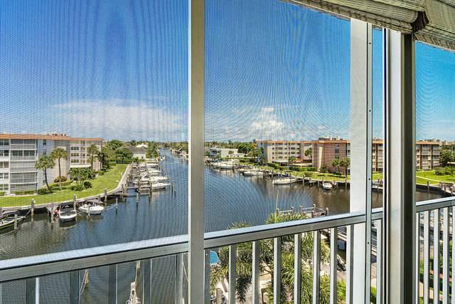 2649 Florida Boulevard #513, Delray Beach, FL 33483 (#RX-10642092) :: Ryan Jennings Group