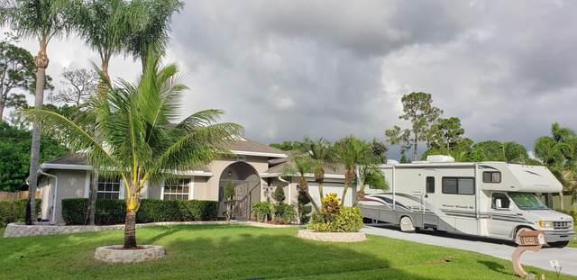 3851 SW Ramspeck Street, Port Saint Lucie, FL 34953 (#RX-10642129) :: Ryan Jennings Group