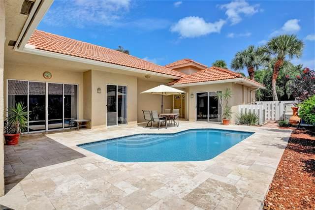 6420 Grand Cypress Circle, Lake Worth, FL 33463 (#RX-10642156) :: Ryan Jennings Group