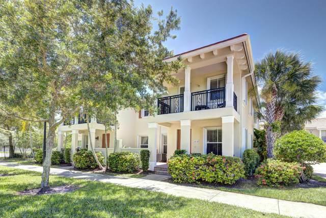 4501 Mimosa Terrace #1414, Coconut Creek, FL 33073 (MLS #RX-10642185) :: Berkshire Hathaway HomeServices EWM Realty