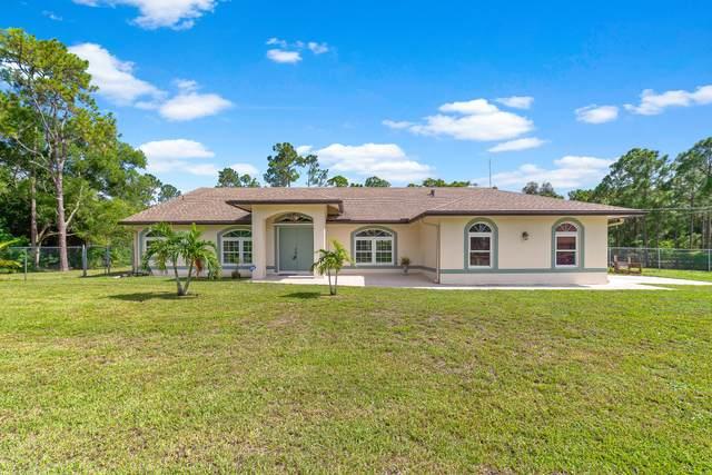 15576 N 86th Road N, Loxahatchee, FL 33470 (MLS #RX-10642200) :: Castelli Real Estate Services