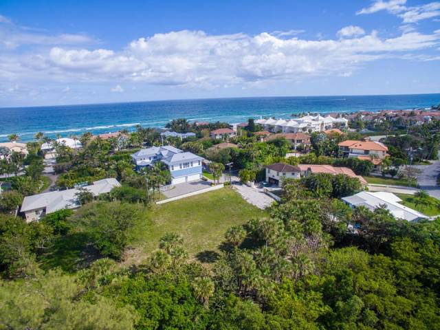 2 Thompson Street, Ocean Ridge, FL 33435 (#RX-10642284) :: Posh Properties