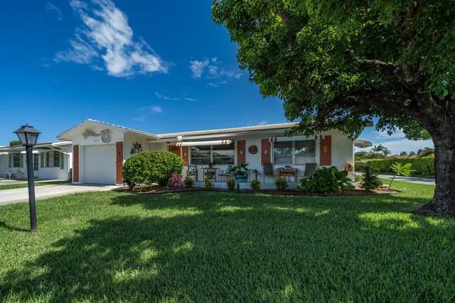 2304 SW 19th Avenue, Boynton Beach, FL 33426 (#RX-10642361) :: The Reynolds Team/ONE Sotheby's International Realty