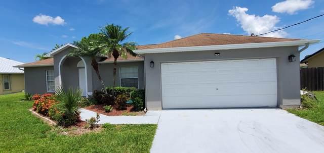 6125 E Deville Circle NW, Port Saint Lucie, FL 34986 (#RX-10642364) :: Ryan Jennings Group