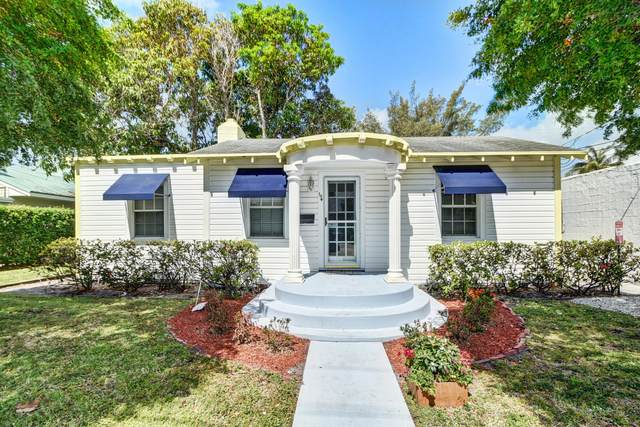 104 NE 4th Avenue, Delray Beach, FL 33483 (#RX-10642383) :: The Rizzuto Woodman Team