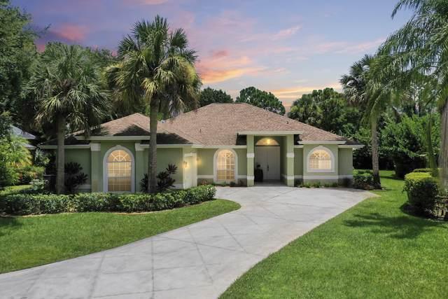 2357 SW Wild Oak Way, Palm City, FL 34990 (#RX-10642384) :: Ryan Jennings Group