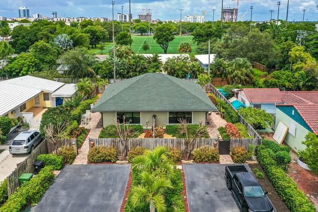 641 NE 15 Avenue 641-643, Fort Lauderdale, FL 33304 (MLS #RX-10642430) :: The Paiz Group