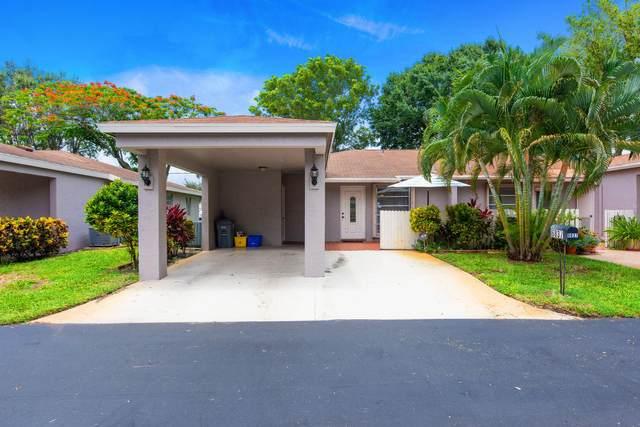 6837 Moonlit Drive, Delray Beach, FL 33446 (MLS #RX-10642433) :: Berkshire Hathaway HomeServices EWM Realty
