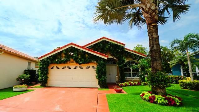 12964 Kingsdale Lane, Wellington, FL 33414 (MLS #RX-10642457) :: The Jack Coden Group