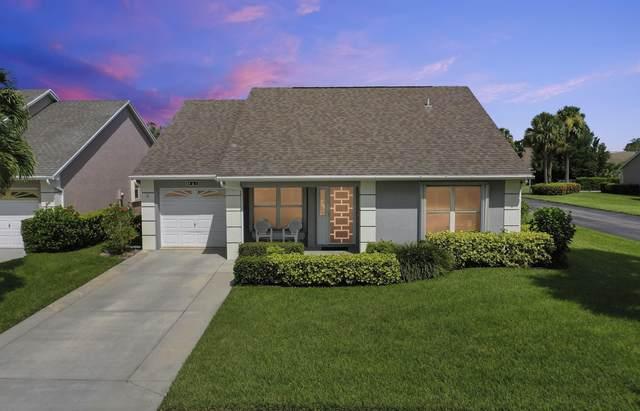 461 NW Casanova Circle, Saint Lucie West, FL 34986 (MLS #RX-10642492) :: Berkshire Hathaway HomeServices EWM Realty