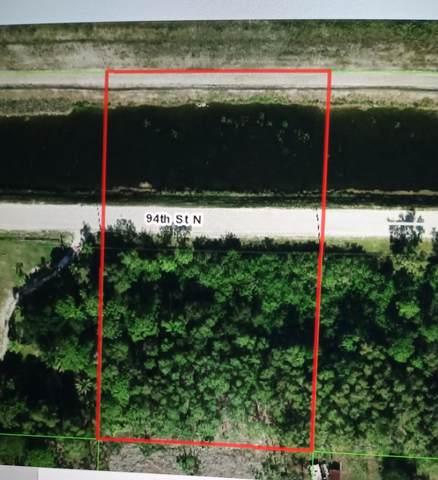 17814 94th Street N, Loxahatchee, FL 33470 (MLS #RX-10642506) :: Castelli Real Estate Services