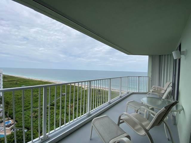 2700 N Highway A1a #1303, Hutchinson Island, FL 34949 (#RX-10642554) :: Realty One Group ENGAGE