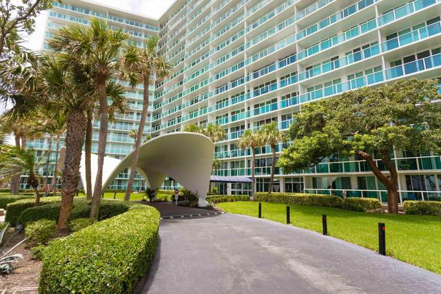333 NE 21st Avenue #1410, Deerfield Beach, FL 33441 (#RX-10642596) :: Posh Properties