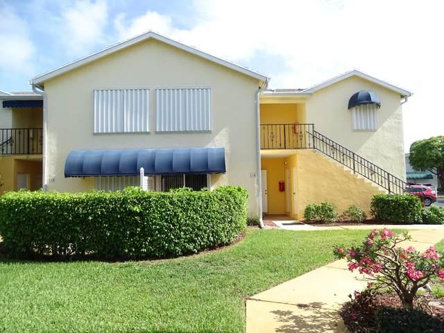 117 Waterside Drive #117, Hypoluxo, FL 33462 (MLS #RX-10642598) :: Castelli Real Estate Services