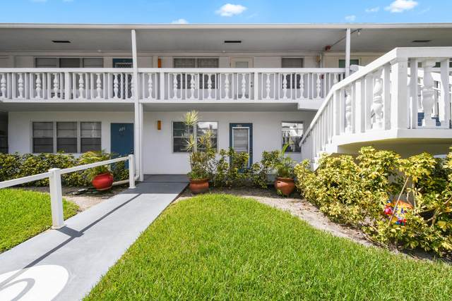 230 Ventnor Q Drive #230, Deerfield Beach, FL 33442 (#RX-10642610) :: Ryan Jennings Group