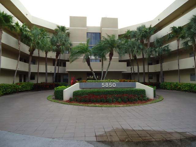 5850 Camino Del Sol #102, Boca Raton, FL 33433 (#RX-10642635) :: Ryan Jennings Group