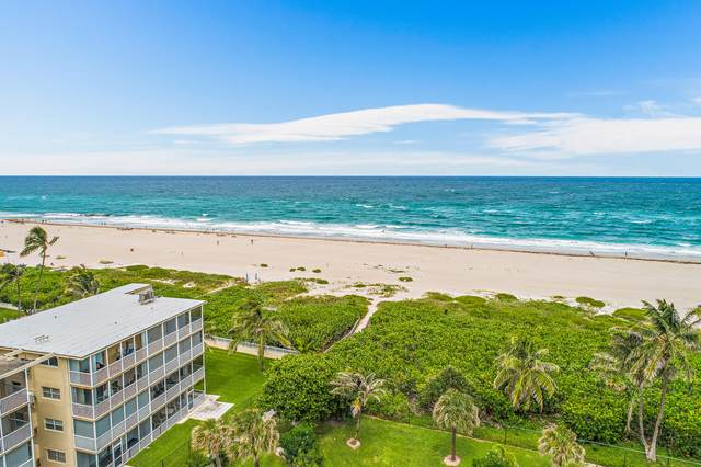 3600 N Ocean Drive #123, Singer Island, FL 33404 (#RX-10642648) :: The Power of 2 | Century 21 Tenace Realty