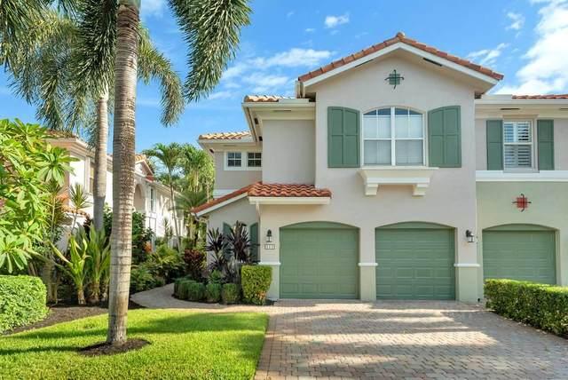 111 Las Brisas Circle, Hypoluxo, FL 33462 (MLS #RX-10642657) :: Castelli Real Estate Services