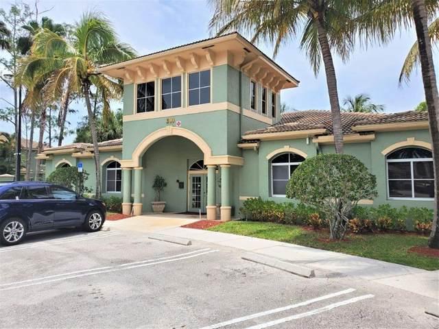210 Crestwood Circle #203, Royal Palm Beach, FL 33411 (#RX-10642772) :: Ryan Jennings Group
