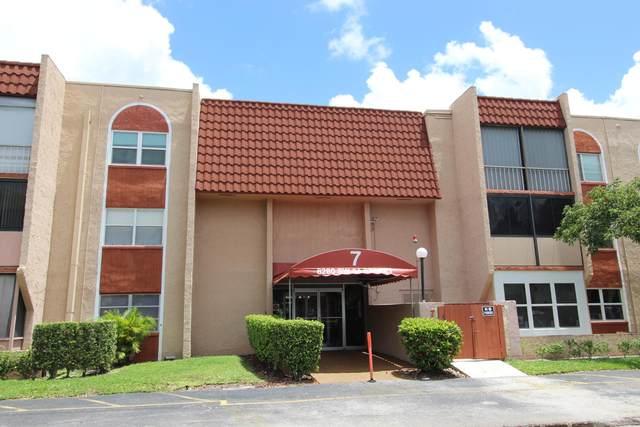 8280 SW 24th Street #7201, North Lauderdale, FL 33068 (#RX-10642776) :: Ryan Jennings Group