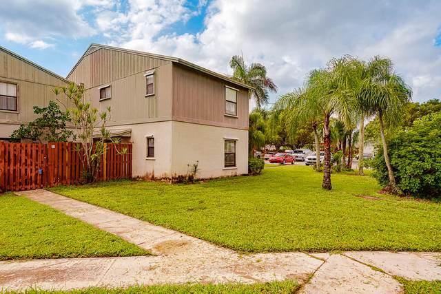 20 Crossings Circle B, Boynton Beach, FL 33435 (#RX-10642790) :: Real Estate Authority