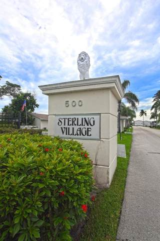 340 Horizons W #206, Boynton Beach, FL 33435 (#RX-10642830) :: Posh Properties