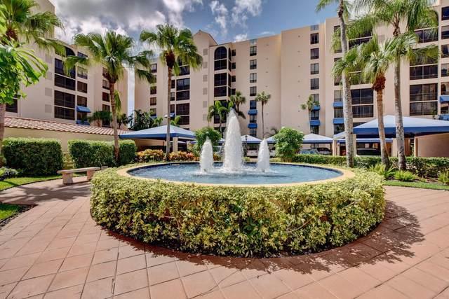 7194 Promenade Drive 802 D, Boca Raton, FL 33433 (#RX-10642844) :: Posh Properties