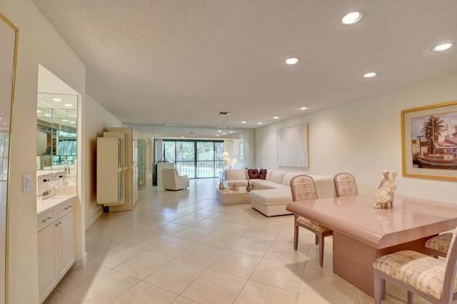 19 Westgate Lane D, Boynton Beach, FL 33436 (#RX-10642847) :: Ryan Jennings Group