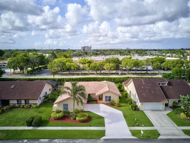 7076 San Sebastian Circle, Boca Raton, FL 33433 (#RX-10642905) :: Posh Properties