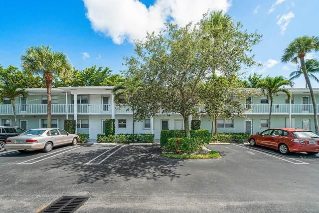 2760 SW 22nd Avenue #1709, Delray Beach, FL 33445 (#RX-10642931) :: Ryan Jennings Group