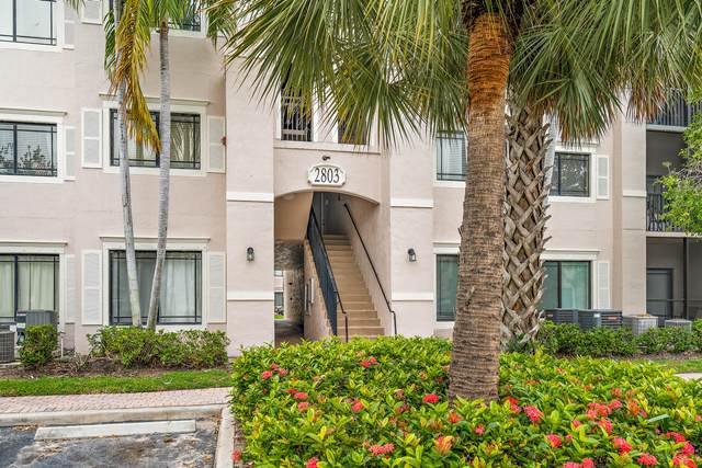 2803 Sarento Place #102, Palm Beach Gardens, FL 33410 (#RX-10642964) :: The Rizzuto Woodman Team