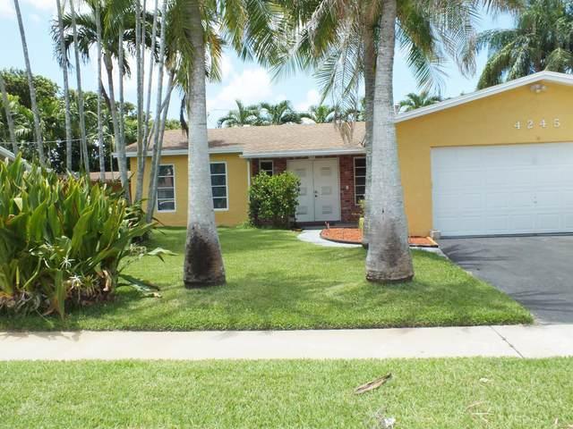 4245 NW 113th Terrace, Sunrise, FL 33323 (#RX-10643003) :: Ryan Jennings Group