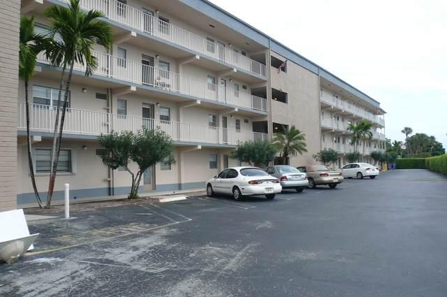 2300 NE 1st Lane #301, Boynton Beach, FL 33435 (#RX-10643005) :: Ryan Jennings Group