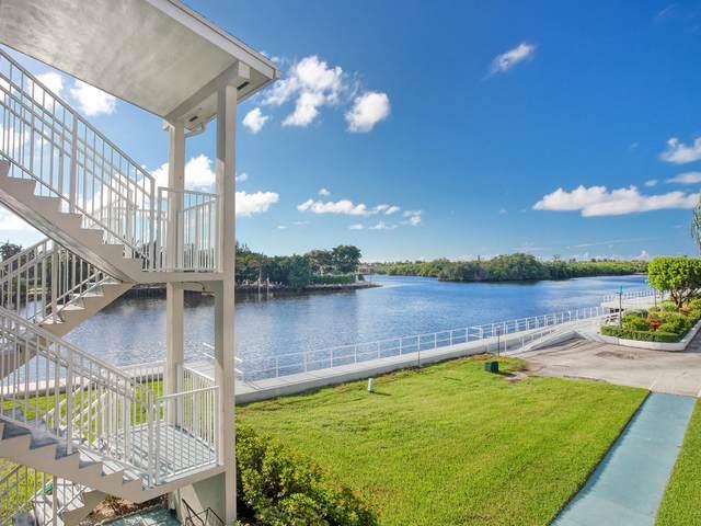170 Horizons E #211, Boynton Beach, FL 33435 (#RX-10643017) :: Posh Properties