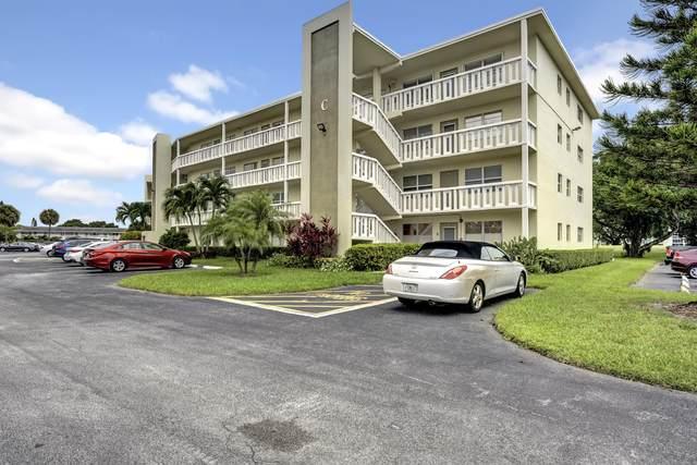 451 Grantham C, Deerfield Beach, FL 33442 (#RX-10643055) :: Ryan Jennings Group