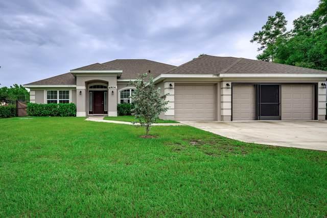6904 NW Dorothy Street, Port Saint Lucie, FL 34983 (MLS #RX-10643060) :: Berkshire Hathaway HomeServices EWM Realty