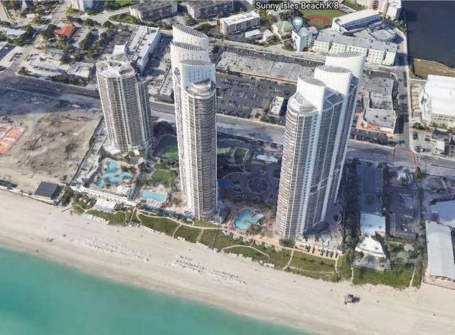 18101 Collins Avenue #801, Sunny Isles Beach, FL 33160 (MLS #RX-10643079) :: Berkshire Hathaway HomeServices EWM Realty