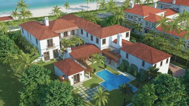 916 S Ocean Boulevard, Palm Beach, FL 33480 (MLS #RX-10643096) :: The Jack Coden Group