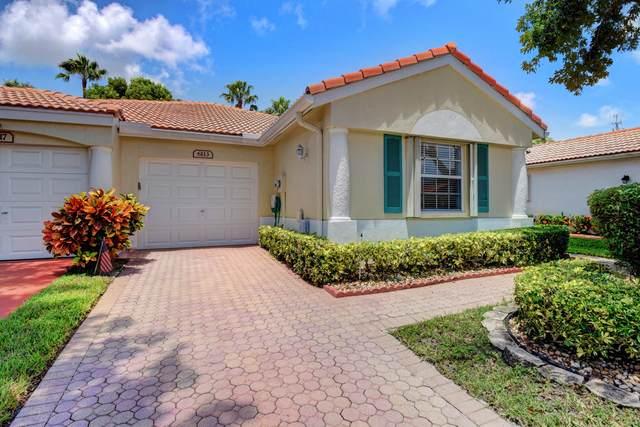 6113 Petunia Road, Delray Beach, FL 33484 (#RX-10643116) :: Ryan Jennings Group
