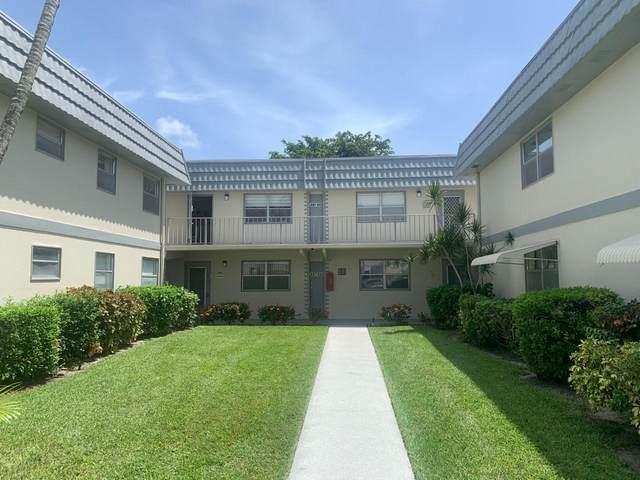 461 N Brittany J #461, Delray Beach, FL 33446 (#RX-10643139) :: Ryan Jennings Group