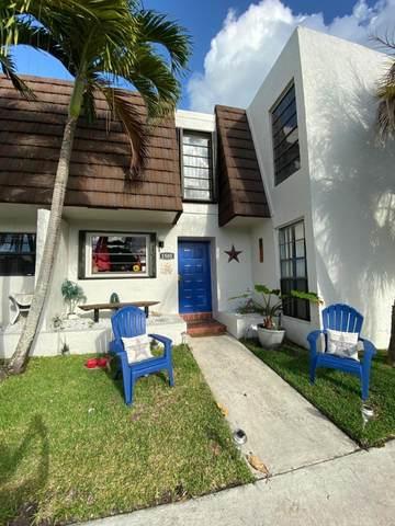1505 NW 90th Way #1505, Pembroke Pines, FL 33024 (#RX-10643145) :: Ryan Jennings Group