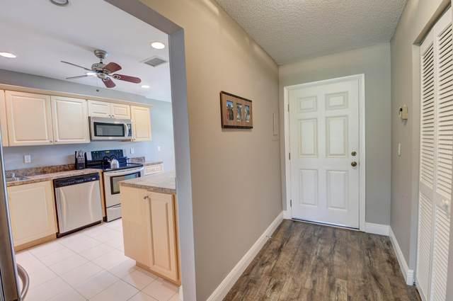 25 Westgate Lane D, Boynton Beach, FL 33436 (MLS #RX-10643193) :: Berkshire Hathaway HomeServices EWM Realty