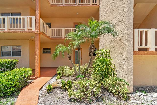 8400 Lagos De Campo Boulevard #111, Tamarac, FL 33321 (MLS #RX-10643226) :: Castelli Real Estate Services