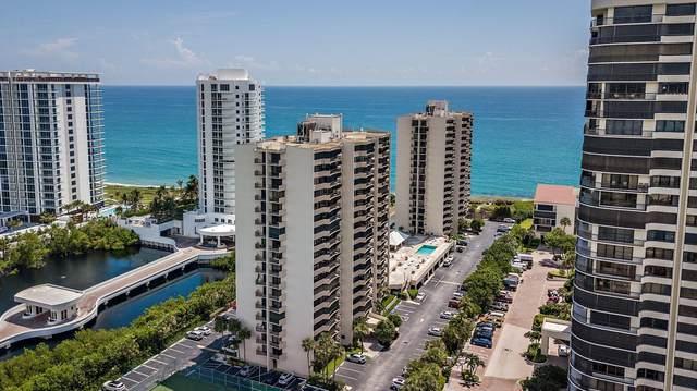 4200 N Ocean Drive 2-106, Singer Island, FL 33404 (#RX-10643231) :: Posh Properties