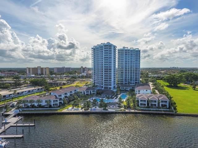 1 Water Club Way #2003, North Palm Beach, FL 33408 (#RX-10643238) :: Baron Real Estate