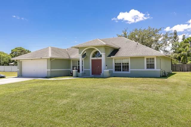 333 SW Ridgecrest Drive, Port Saint Lucie, FL 34953 (#RX-10643253) :: Ryan Jennings Group